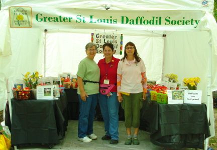 Bulb Sale at Greentree Festival